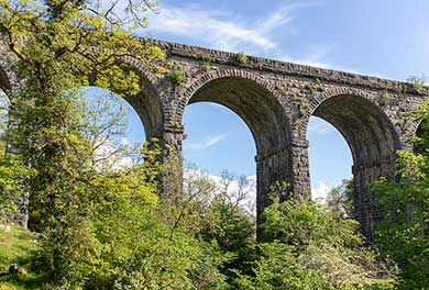 Point Sarn viaduct